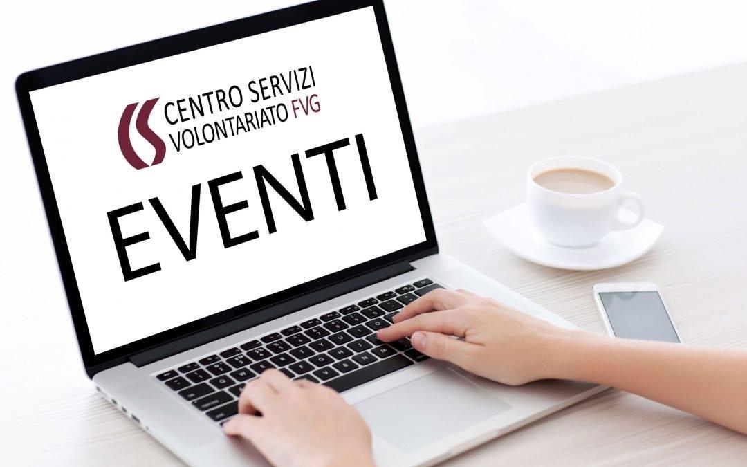 Pubblica il tuo evento sul sito CSV FVG