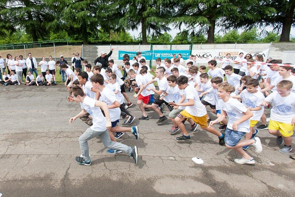 Solidarietà in Rete 2019 – giornata di sport integrato con studenti e persone con disabilità