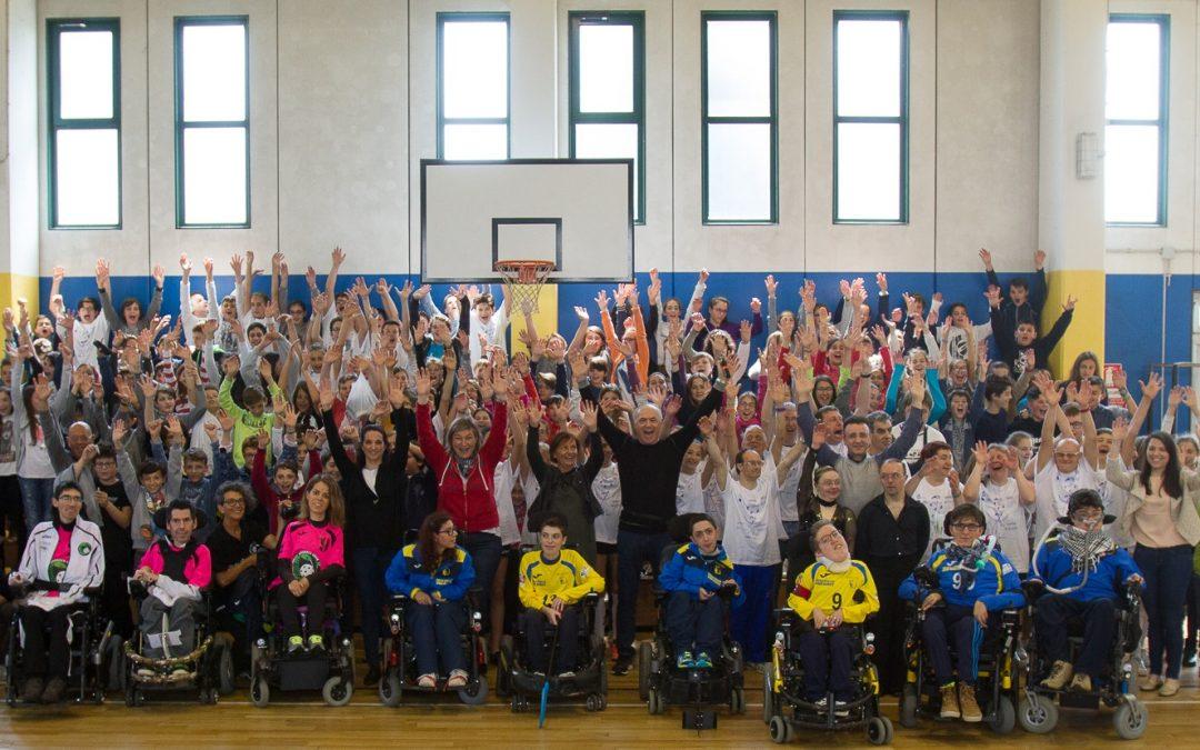 23^ Giornate di Sport Cultura Solidarietà – dimostrazioni di sport integrato con studenti e persone con disabilità
