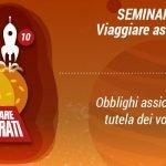 VIAGGIARE ASSICURATI - SEMINARI IRTS