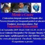 Seminario Mente e Cuore  di Valentino Giacomin