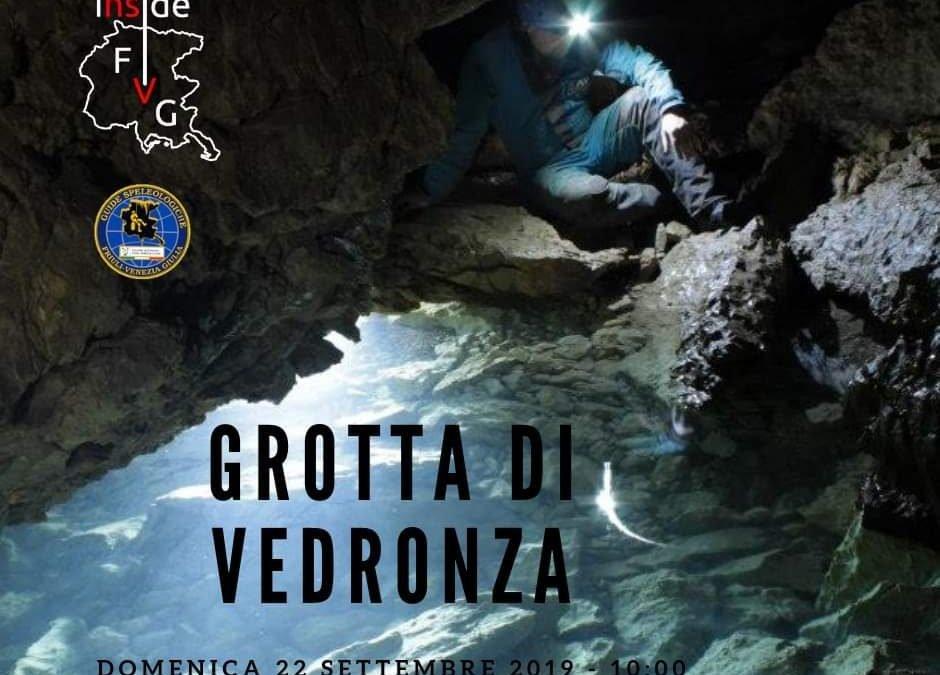Visita Grotta Vedronza