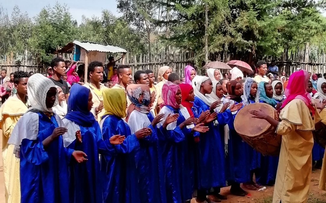 Servizio Civile Universale all'Estero (Grecia, Etiopia)
