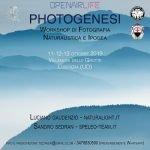 Corso di fotografia naturalistica e ipogea
