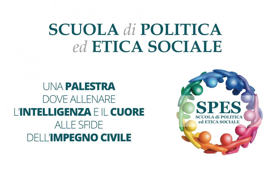 SPES – Scuola di Politica ed Etica Sociale (edizione 2019-2020)