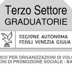 Graduatorie  contributi Terzo settore - Anno 2019