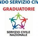 Graduatorie progetti Servizio Civile Nazionale