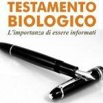 Incontro sul Testamento Biologico