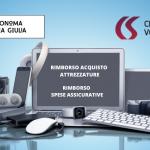 CONTRIBUTI  SPESE ASSICURATIVE E ACQUISTO ATTREZZATURE 2020