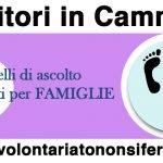 GENITORI IN CAMMINO - Sostegno per Famiglie #ilvolontariatononsiferma