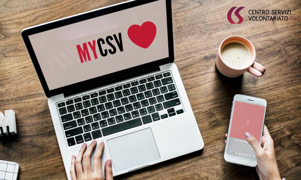 MY CSV – DISTANTI MA VICINI