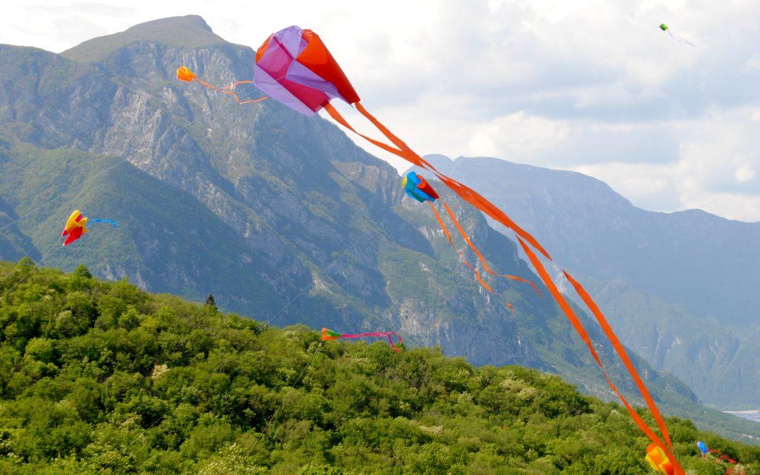 I colori del vento – edizione online