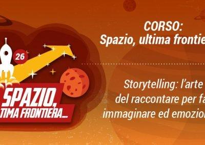 """Webinar IRTS """"Spazio… Ultima frontiera"""""""