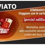 """RINVIO - Webinar IRTS """"Viaggiare con le carte in regola"""""""