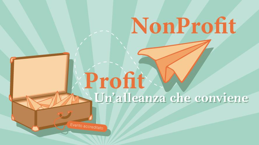 PROFIT NON PROFIT – PERCORSO FORMATIVO  PER  PROFESSIONISTI