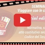 "VIDEO - ""Viaggiare con le Carte in Regola"""