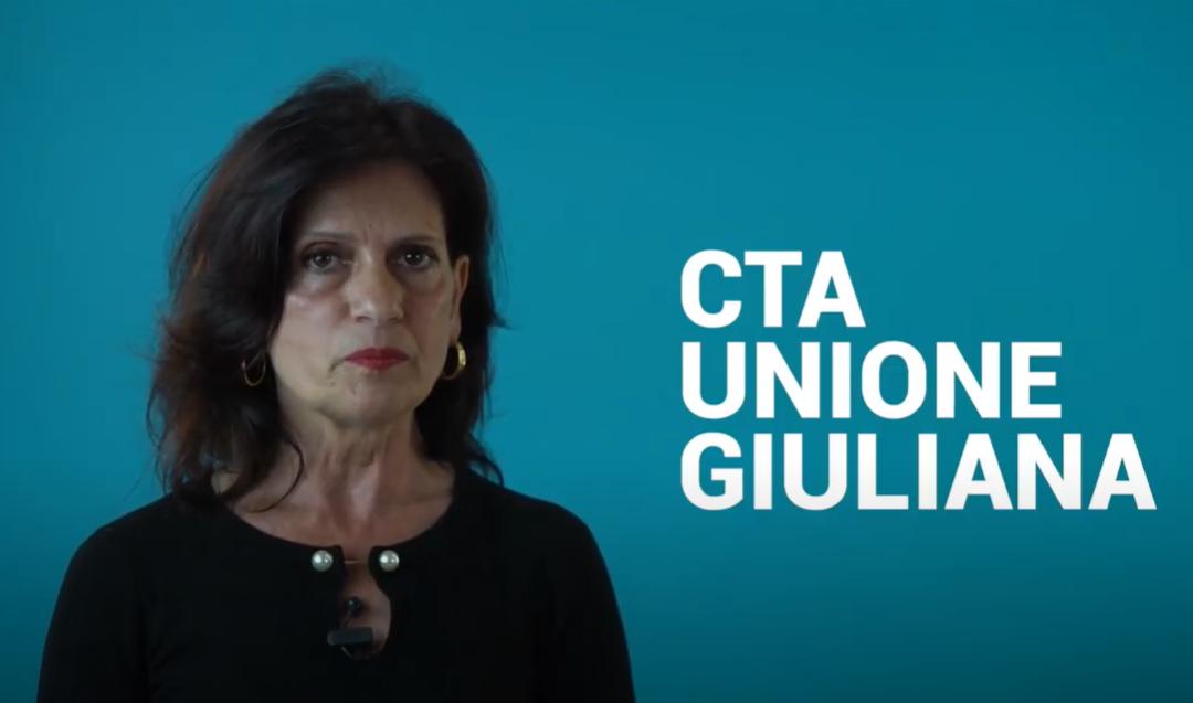 Enrica Zanzottera – CTA Unione Giuliana