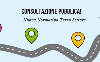 Verso la Nuova Normativa Regionale sul Terzo Settore – CONSULTAZIONE PUBBLICA