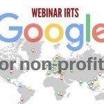 """[VIDEO WEBINAR IRTS] """"Google per il Non Profit"""""""