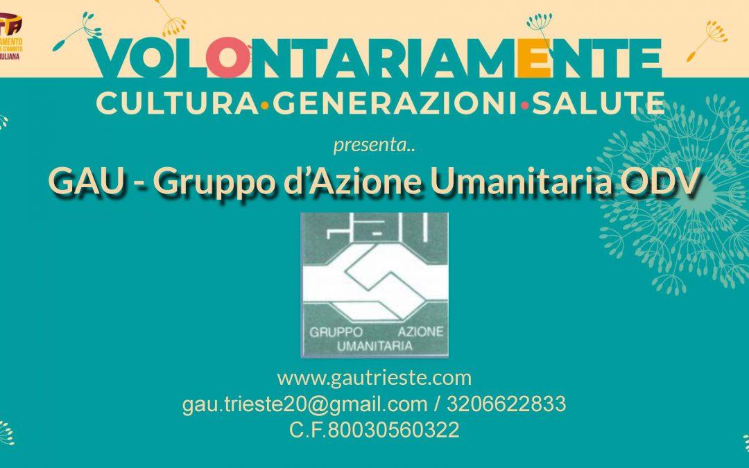 GAU – Gruppo d'Azione Umanitario ODV