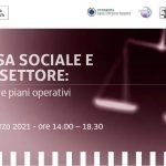WEBINAR IMPRESA SOCIALE E TERZO SETTORE
