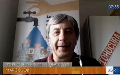 VOLONTARIATO: LA SFIDA DELLA RIPARTENZA – Intervista al Presidente del CSVFVG