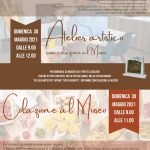 Calendario maggio giugno- Volontariamente - CTA GIULIANA