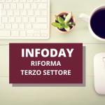 INFODAY SULLA RIFORMA DEL TERZO SETTORE