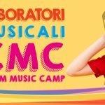 """LABORATORI MUSICALI ESTIVI """"CEDIM MUSIC CAMP"""" dal 14 giugno al 10 luglio 2021"""