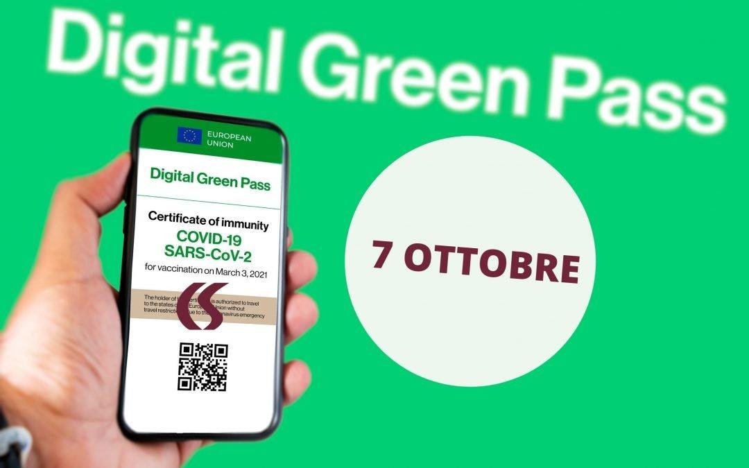"""WEBINAR """"Normativa Green pass e volontari – ultime news"""""""